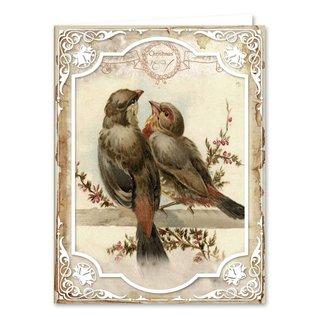 Reddy cards Nostalgische kerstkaarten verzamelmap
