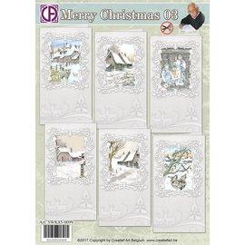 Creatief Art Frohe Weihnachten 03