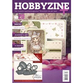 Find It Hobbyzine Plus met mal