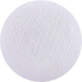 Cotton Balls Wattebausch Weiß