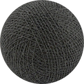 Cotton Balls Cotton Ball Antraciet