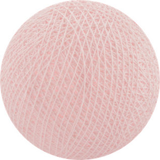 Cotton Balls Wattebausch Rosa