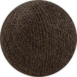 Cotton Balls Wattebausch BRUNETTE