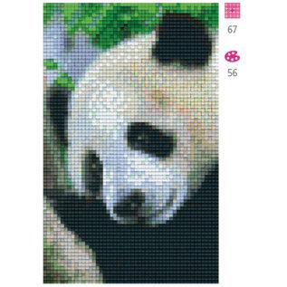 Pixel Hobby Pandabeer - 2 Platen