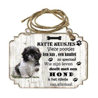 Hondenbordje: chichu