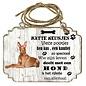 Hondenbordje: Pharaohond