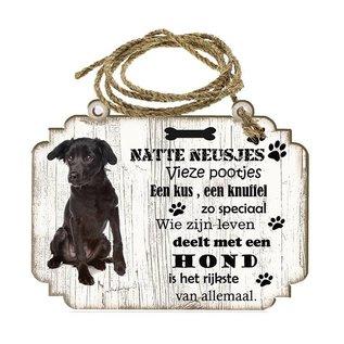 Hondenbordje: Markiesje