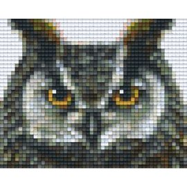 Pixel Hobby Pixelhobby 1 Basisplaat Uil
