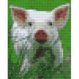 Pixel Hobby Pixelhobby 1 Basisplaat Varken