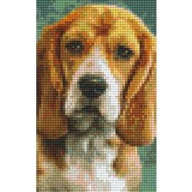 Creatief Art Plaque Pixel 1 Base Dauphin