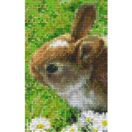 Pixel Hobby Pixelhobby 2 basisplaten Konijn