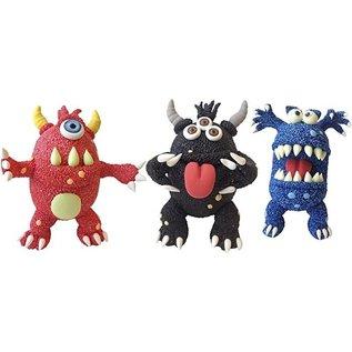 Creativ Company Set ugly monsters rood foam clay