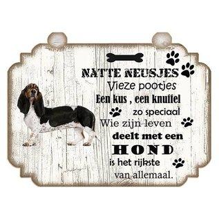 Hondenbordje: Teckel
