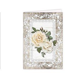 Creatief Art Sammlungsordner: Blumen & Schmetterlinge 01