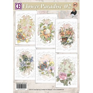 Creatief Art Flower Paradise 02