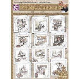 Creatief Art Verzamelmap Nostalgic Christmas 01