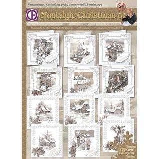 Creatief Art Sammlungsmappe Nostalgisches Weihnachten 01