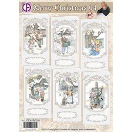 Creatief Art Joyeux Noël 04