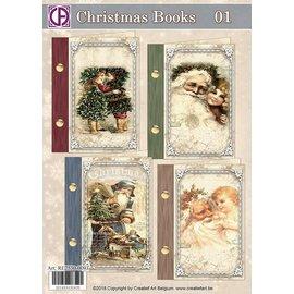 Creatief Art Livres de Noël 01