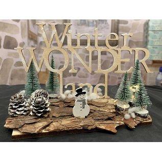Creatief Art Winterwunderland