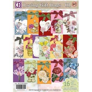 Creatief Art Loving Gift Bags 01