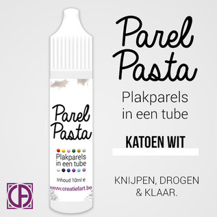 Creatief Art Parel Pasta - Wit