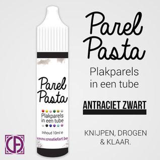 Creatief Art Parel Pasta - Zwart