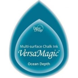 Nellie Snellen Versa Magic stempelinkt - Ocean Depth