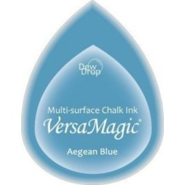 Nellie Snellen Versa Magic stempelinkt - Aegean Blue