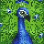 Pixel Hobby Pixelhobby 1 Pfau-Bodenplatte