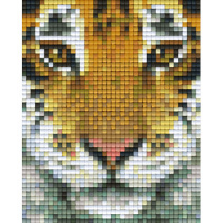 Pixel Hobby Pixelhobby 1 Basisplaat Tijger