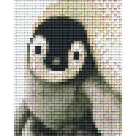 Pixel Hobby Pixel Hobby 1 Grundplatte Pinguin