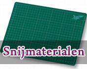 matériaux de coupe