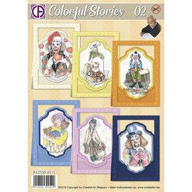 Creatief Art Histoires colorées 02