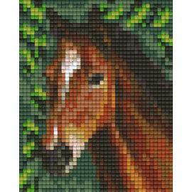 Pixel Hobby Pixelhobby 1 Basisplaat Paard