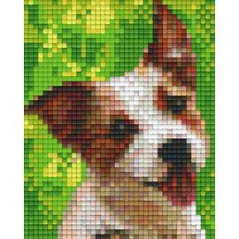 Pixel Hobby Plaque Pixel 1 Plaque Chien 02