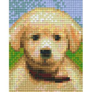 Pixel Hobby Pixelhobby 1 Basisplaat Puppy