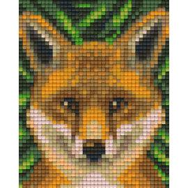 Pixel Hobby Plaque Pixel 1 Base Fox