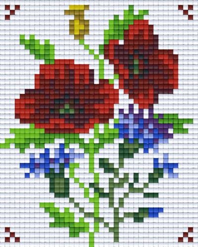Pixel Hobby 1 Embase Fleur 05