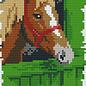 Pixel Hobby Pixelhobby 2 Basisplaten  Paard aan hek