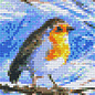 Pixel Hobby Pixelhobby 2 Basisplaten  Vogel op tak