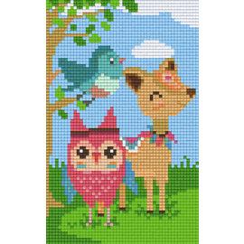 Pixel Hobby Pixelhobby 2 Grundplatten Animation