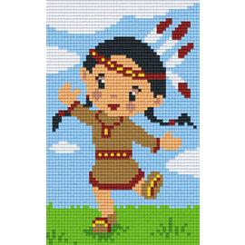 Pixel Hobby Pixelhobby 2 Basisplaten Indiaan