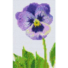 Pixel Hobby Pixelhobby 2 Violette Grundplatte