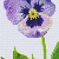 Pixel Hobby Pixelhobby 2 Basisplaat Viooltje