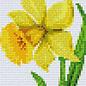 Pixel Hobby Pixelhobby 2 Basisplaten Gele Bloem