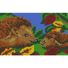 Pixel Hobby Pixelhobby 2 Grundplatten Igel