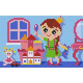 Pixel Hobby Pixelhobby 2 Basisplaten Spelend Meisje