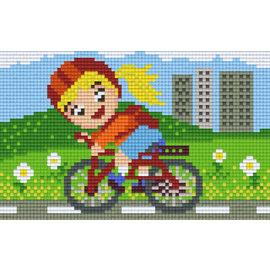 Pixel Hobby Pixelhobby 2 Grundplatten Radfahren