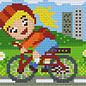 Pixel Hobby Pixelhobby 2 Basisplaten Fietsen